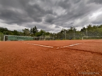 Tenniscourt in Hemer